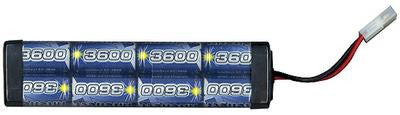 Intellect 9.6v 3600 mah Airsoft Battery - Intellect