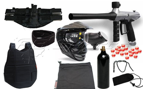 Tippmann Gryphon Essential CO2 Protection Package - Silver