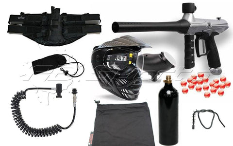 Tippmann Gryphon Essential CO2 Remote Package - Silver