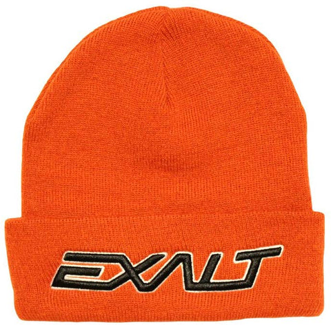 Exalt Bold Beanie - Orange - Exalt