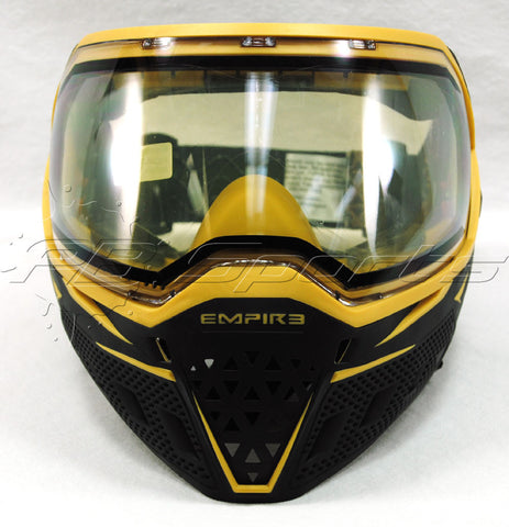 Empire EVS Enhanced Vision System Goggle - Black/Gold