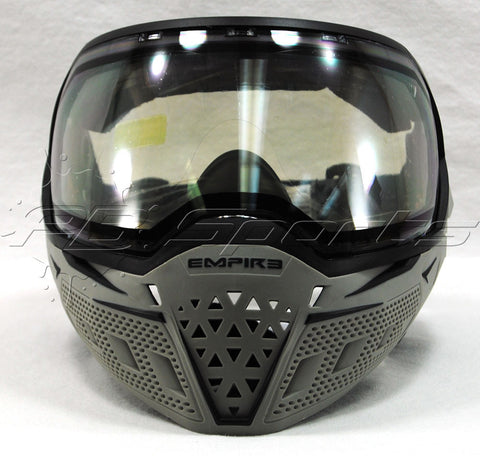 Empire EVS Enhanced Vision System Goggle - Grey/Black - Empire