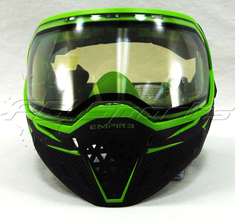 Empire EVS Enhanced Vision System Goggle - Black/Lime