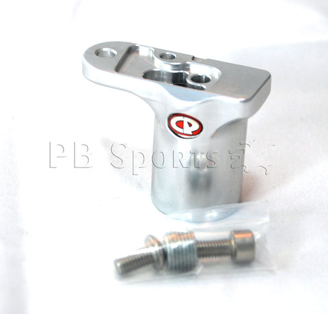 CP Angel G7 Style ASA Adapter - Silver Gloss - CP Custom Products