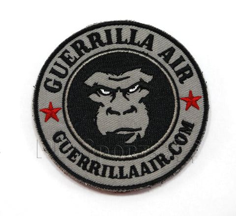 Guerrilla Air Velco Patch - Round