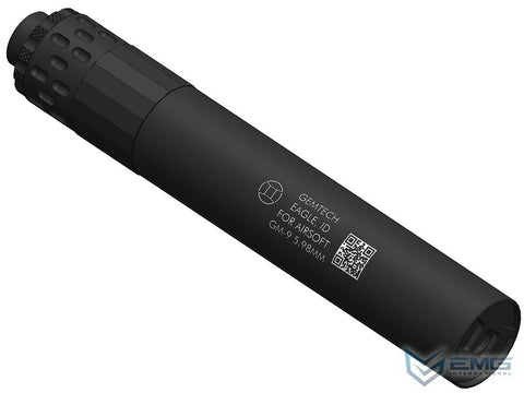 EMG Gemtech GM-9 Airsoft QD Mock Suppressor - (Suppressor Only)