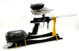 Guru Gun Stand - Black/Yellow - Guru