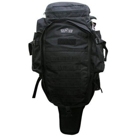 GxG Tactical Rifle Backpack - Black