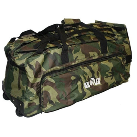 GxG Trolley Bag Rolling gear bag - Camo - GxG
