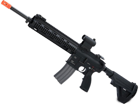 Umarex VFC Licensed H&K M27 IAR AEG Rifle w/ Avalon Gearbox - Black - Elite Force