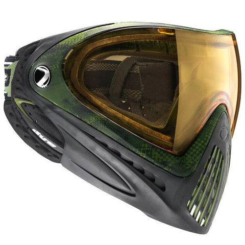 Dye I4 Thermal Paintball Goggle System - Camo