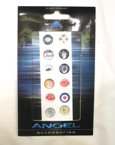 12 Jewel Pack for Angel LED LCD IR3 - Angel Paintball Sports