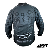 JT Paintball Bubble Jersey - Dark Grey - Small - JT
