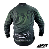 JT Paintball Bubble Jersey - Olive - Medium - JT