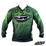 JT Paintball Bubble Jersey - Green - Large - JT