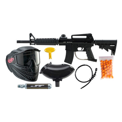 JT Tactical Ready to Play Paintball Kit - JT