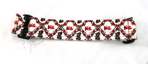 KM Strap - Barbed Wire Rose - Limited Edition