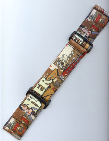 KM Strap - Beer - Limited Edition