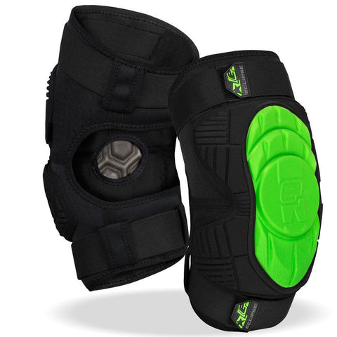 Planet Eclipse Knee Pad Core HD Green - Small
