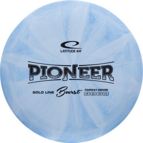 Latitude 64 Gold Burst Pioneer Disc - Latitude 64