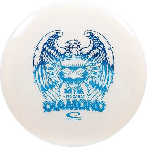 Latitude 64 Opto Diamond 170+g Carat