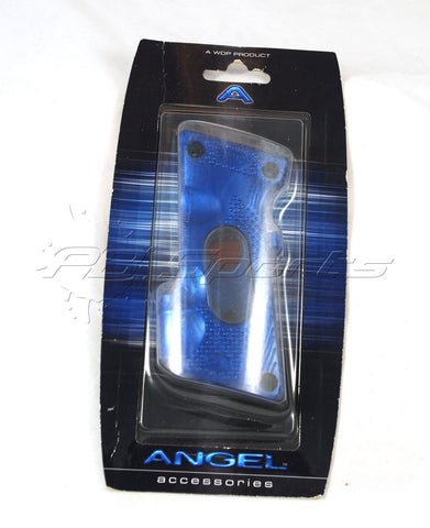 WDP Angel LCD Grips - Blue - Angel Paintball Sports