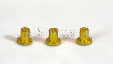 CP Aluminum Angel LCD Frame button set - Yellow