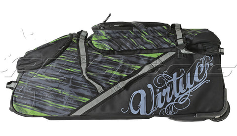 Virtue High Roller Gear Bag Graphic Lime - Virtue