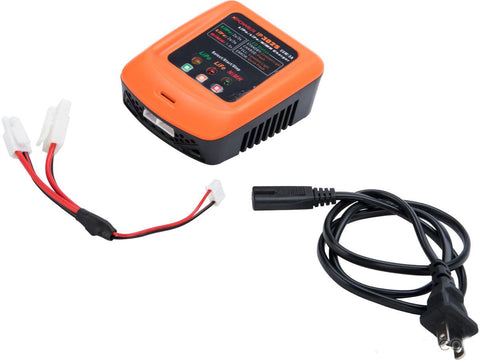 iPower V.2 Universal LiPo / LiFe / NiMH 20W 2A Compact Battery Smart Charger