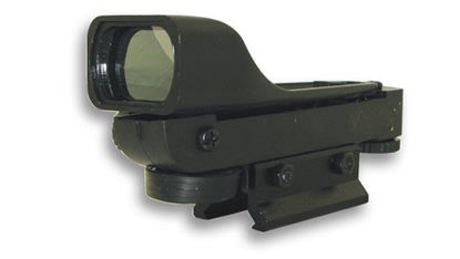 NcStar DP Plastic RED DOT Sight w/ Intergrated Weaver Mount - NC Star
