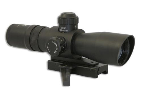 NC Star Mark III Tactical Series 1.25-4X32mm Scope