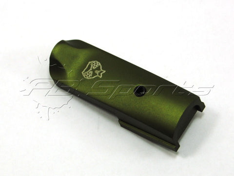 Angel A1 Fly Solenoid Cover - Dust Olive - Angel Paintball Sports