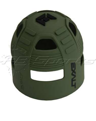Exalt Tank Grip bottle cover - Olive - Exalt
