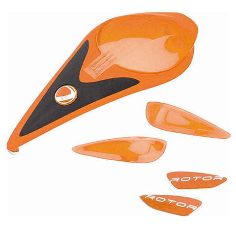 Dye Rotor Color Accessory Kit - Orange