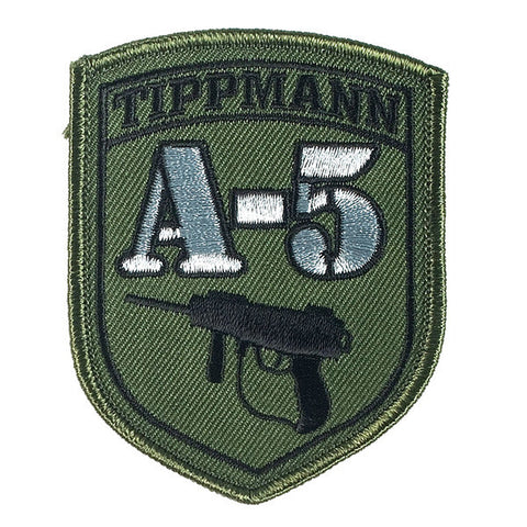 Tippmann A-5 Velcro Patch