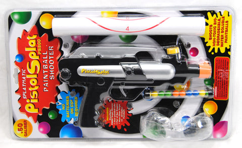 Splatmatic PistolSplat Paintball Shooter - .50 cal