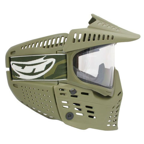 JT Spectra Proshield Thermal Goggle - Olive - JT
