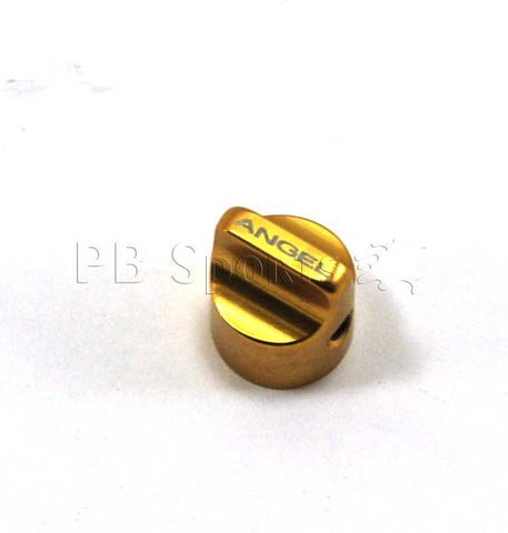 Angel A1 Ram Adjuster Knob - Gloss Gold