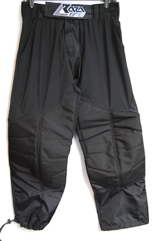 Raza HMD Paintball Pants Black - Youth - Raza