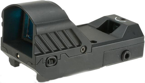 Matrix RD210 Low Profile Polymer Red Dot Sight - Black
