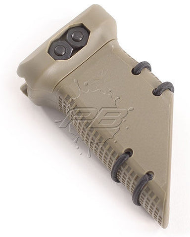 Valken Tactical VGS Vertical Grip System Tan Foregrip Stubby Rail Accessory - NC Star