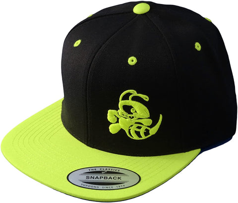 Discraft Snapback Hat Buzz Two Tone - Black/Yellow
