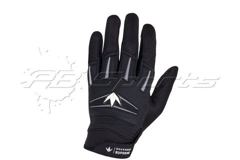 Bunker Kings Supreme Gloves Stealth Gray Large/XLarge