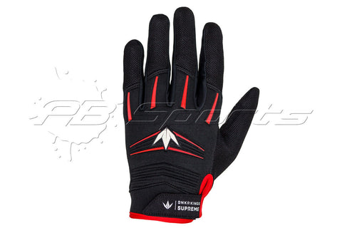 Bunker Kings Supreme Gloves Red Large/XLarge