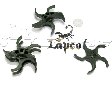 Lapco Posi-Feed Paddle Set for Tippmann 98/A5/X7 Cyclone Feed System - Lapco