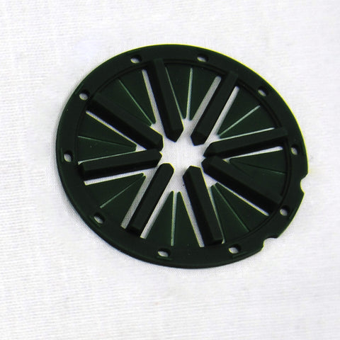KM Spine Speed Feed Rotor - Olive - KM