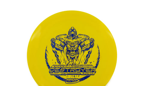 Innova Star Destroyer Disc - Socki Bot - Innova