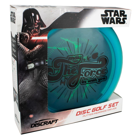 Discraft Star Wars 3 Pack Disc Golf Set - Discraft