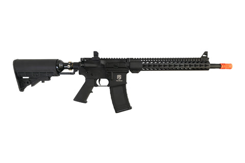 First Strike T15-A1 Carbine Gas Blow Back Airsoft Rifle w/ Integrated 13/3000 Tank Stock - First Strike