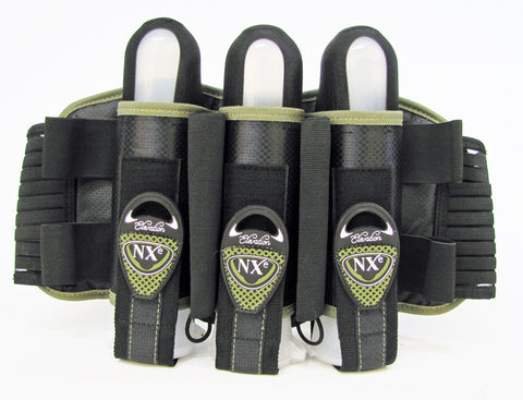 NXe Elevation Pro Edition 3+2+2 Harness Olive